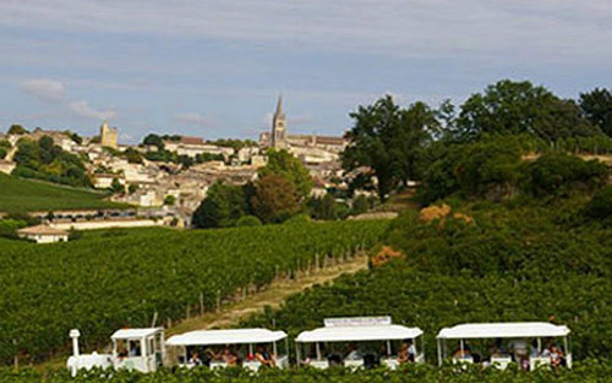 Voyages Cheze - Etoil'tours - Journée Vigneronne - Saint Emilion